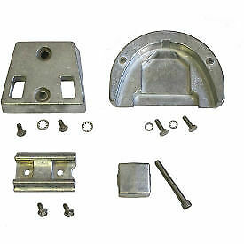 OMC Cobra Aluminu Anode Kit Outdrive 1986-1993 Military Grade Aluminum