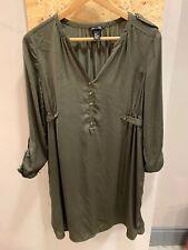 H&M Maternity Dress Size S Green