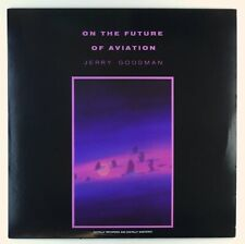 """12"""" LP - Jerry Goodman - On The Future Of Aviation - D2660 - cleaned"""