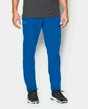 UNDER ARMOUR MENS UA TAPERED WOVEN PANTS 1272419 907 MSRP $79.99 XXL ULTRA BLUE