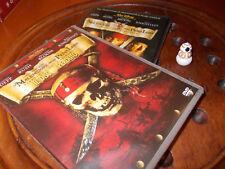 La maledizione della prima luna + il disco perduto 3 Dvd ..... Nuovo