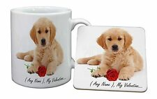 Goldie Personalised (Any Name) Mug+Coaster Christmas/Birthday Gift , VAD-GR54RMC