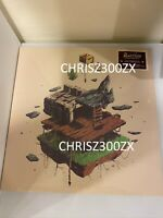 Bastion Original Vinyl Record Soundtrack 2 LP Black Double Gatefold Darren Korb
