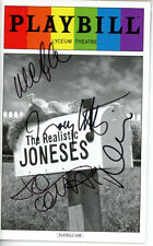 MICHAEL C. HALL TRACY LETTS MARISA TOMEI TONI COLLETTE signed playbill