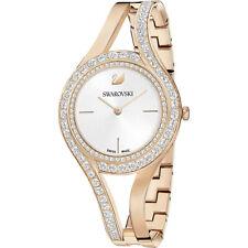 *NEW* SWAROVSKI ETERNAL WATCH 5377576 LADIES ROSE GOLD TONE - NEXT DAY DELIVERY