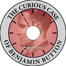 The Curious Case of Benjamin Button - MP3 CD Audiobook in paper sleeve