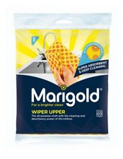 2 Marigold Wiper Upper All Purpose Kitchen Cleaning Cloths With Microfibres