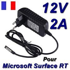 Adaptateur Secteur Alimentation Chargeur 12V pour Tablette Microsoft Surface RT