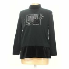 New listing Joseph Ribkoff Women's Rugby Shirt size XL,  black,  cotton,  good condition