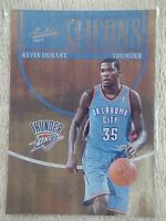KEVIN DURANT 2010-11 ABSOLUTE MEMORABELIA ICONS CARD #8 308/399