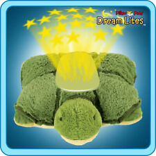 100% Official Dream Lites Turtle Pillow Pet! Brand New In Box! As Seen On TV!