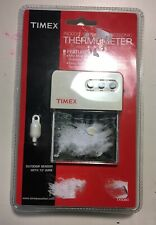 Timex Indoor Outdoor Electronic Thermometer Hygrometer New Sealed TX5060