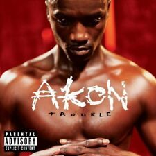 Akon - Trouble [Explicit] [Us Import] - Akon CD URVG The Cheap Fast Free Post