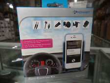 KONNET Auto Essential Car Mounting Kit iPhone / iPod compatable