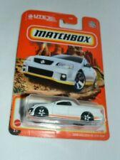 MATCHBOX 2021 MOUNTAIN EXPLORERS # 64 - 2008 HOLDEN VW UTE SSV WHITE