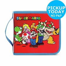 Universal Super Mario 2DS/3DS XL folio case.