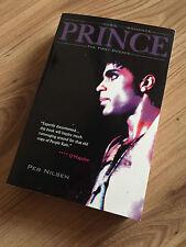 PRINCE DANCE MUSIC SEX ROMANCE THE FIRST DECADE PER NILSEN BOOK EX+