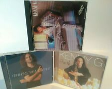 Kenny G - 3 CD lot - The Moment faith a holiday album Gravity