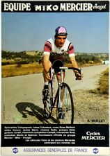 (C2/991) Cartoncino Ciclismo A. Mollet – Equipe MIKO Mercier Vivagel