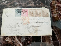 1883 Cape of Good Hope Cover to Warren MA USA