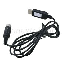 USB Programming Cable for Kenwood TS-440,TS-450,TS-680,TS-690,TS-790,TS-850