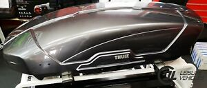 Thule Motion XT M Roof Box Re-sprayed to VW Indium Grey