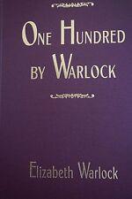 One Hundred By Warlock, Elizabeth Warlock