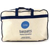 Piumone Bassetti Time Invernale Matrimoniale 15% Piumino e 85% Piumette D'Oca...