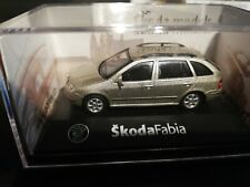 Skoda Fabia Combi Modellauto PKW 1:72 OVP Abrex