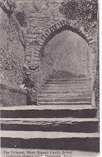 The Tribunal, Mont Orgueil Castle, JERSEY, Channel Islands
