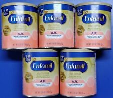 5x Enfamil AR Infant Formula 12.9oz 02/2021+