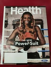 Health Magazine January/February 2020 THE NEW POWER SUIT Clarissa Shields