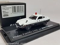 1:64 Kyosho Rai's Nissan Fairlady Z432 PS S30 Datsun Japan Police Patrol Car