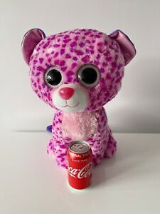 Ty Glamour Cat Large Beanie Boo Plush Soft Toy - H40cm
