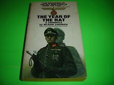 THE YEAR OF THE RAT A CHRONICLE by MLADIN ZARUBICA Paperback 1965