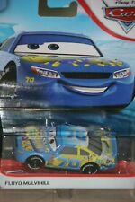 "DISNEY PIXAR CARS 3  ""FLOYD MULVIHILL...A.K.A. GASPRIN"" NEW IN PACKAGE, SHIP WW"