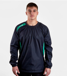 Men's VX3 RUGBY Training Top Team Tech Contact Smock  Various Sizes/Colours NEW