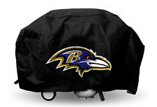 Baltimore Ravens Economy Team Logo BBQ Gas Propane Grill Cover - NEW