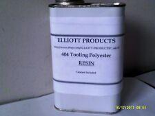 5 gal 404 Tooling Polyester Resin-Isophthalic plus MEKP Catalyst Plus free Wax