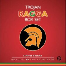 Trojan Ragga Box Set [Box] by Various Artists (CD, Dec-2004, 3 Discs, Trojan)