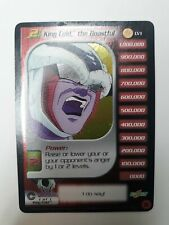 King Cold, The Boastful | Dragon Ball Z Collectible Card Game | Lv1