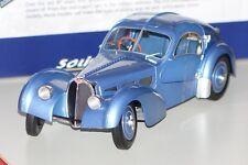 Bugatti Type 57 SC Baujahr 1938 Hellblau Metallic 1 18 SOLIDO