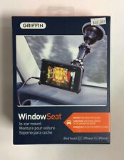 Griffin WindowSeat Windshield Mount and AUX Cable for iPhone 3G & iPod Touch