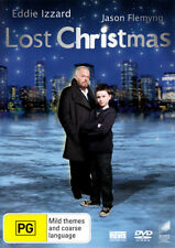 Lost Christmas * NEW DVD * Jason Flemyng Eddie Izzard (Region 4 Australia)