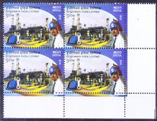Engineers, 50th Ann. Gas & Petroleum, India 2015 MNH Corner Blk 4 (P7n)