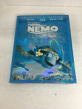 Finding Nemo Blu Ray & Dvd Disney Pixar Collector's Edition