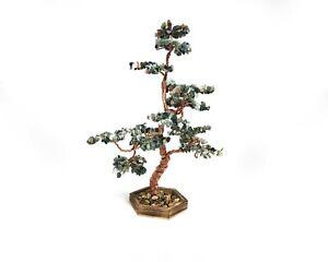 Agate gemstone tree, feng shui wealth tree, healing crystals, spiritual