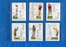More details for *golf*full large set 25-c/w sleeves-players-v/g
