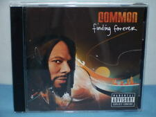 Finding Forever By Common 2007 CD Geffen Records (Parental Advisory)