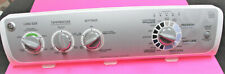 GE WASHER CONTROL PANEL = PART # WH42X10897 = FREE SHIPPING INCLUDED